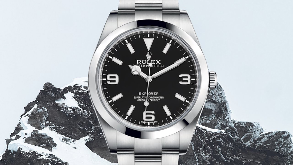 One Of The Most Iconic And Influential Sports Watches – Replica Rolex Explorer 214270
