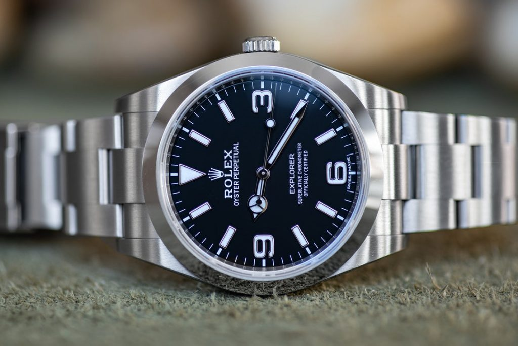 replica Rolex Explorer watch工智能wat