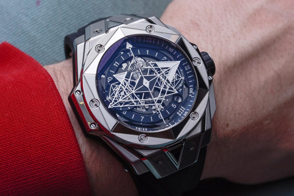 Hublot-Big-Bang-Sang-Bleu-II-replica