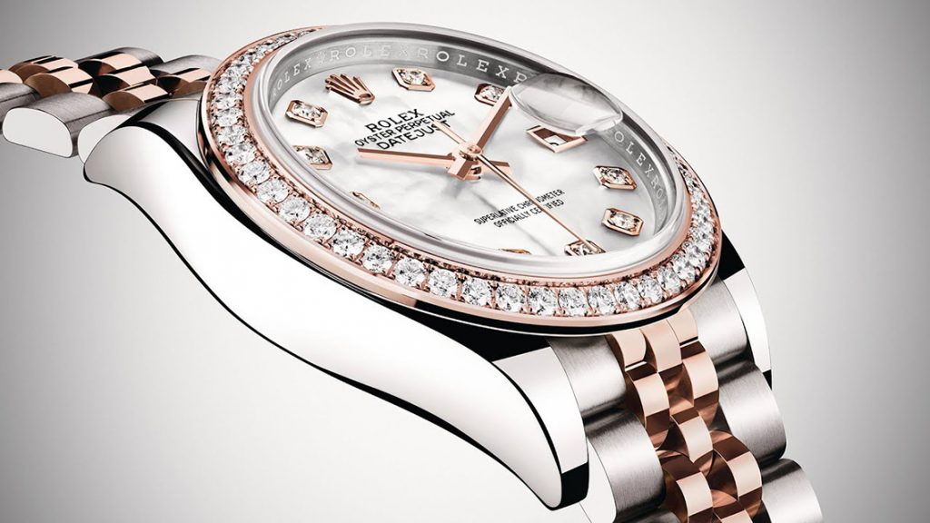 replica-rolex-ladies-watch
