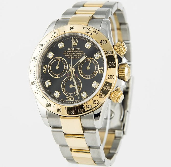 Replica collectible Rolex 116523