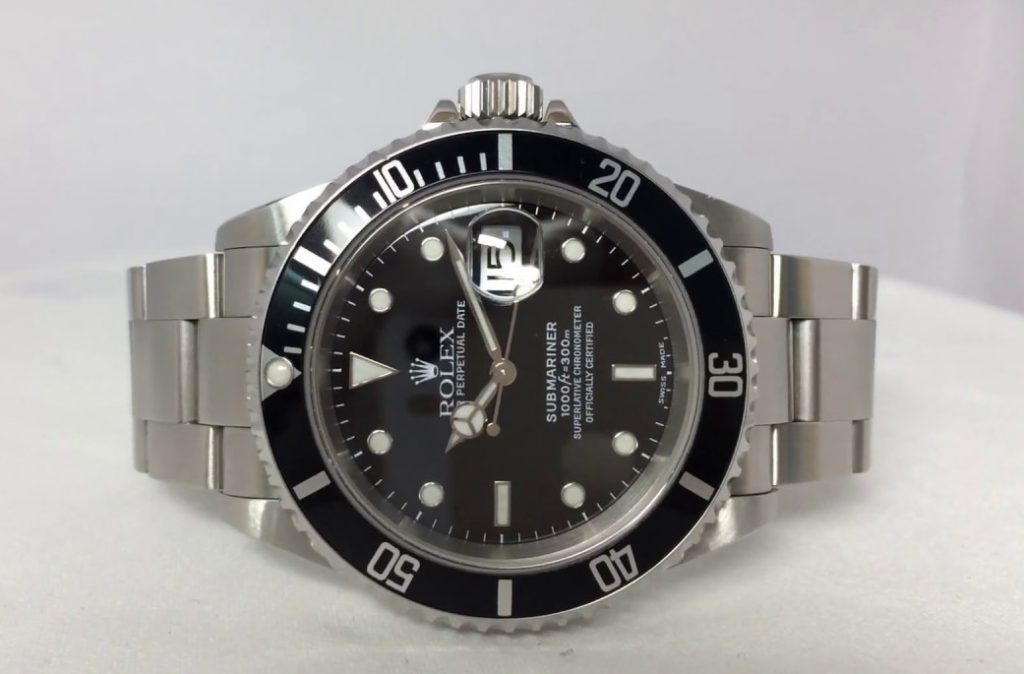 replica Submariner16610