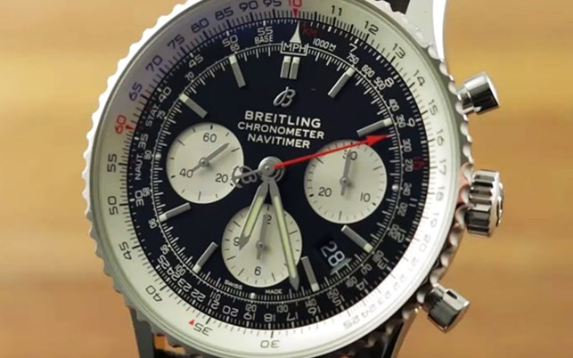 Imitation Breitling Navitimer 1 pilot watch