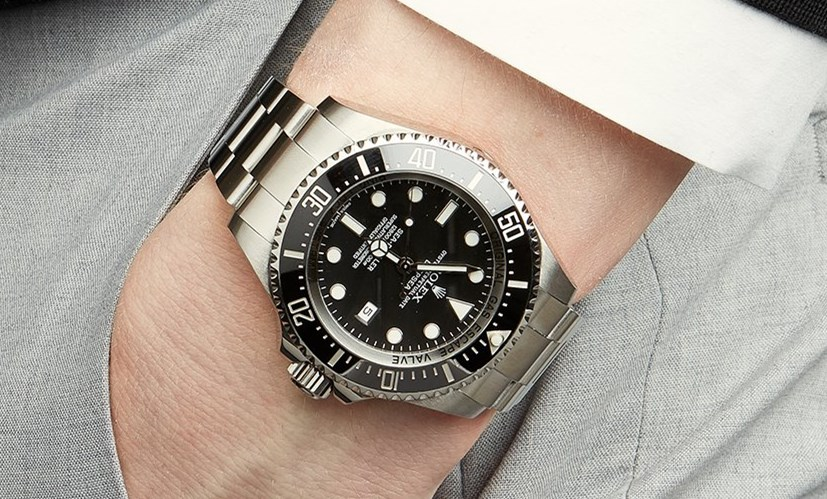 Fake Rolex Sea-Dweller Deepsea 116660 Watch