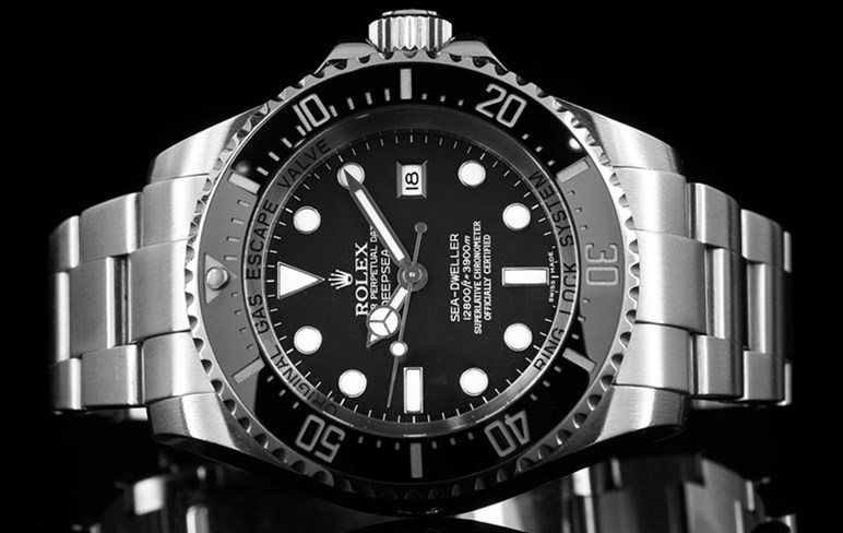 Fake Rolex Sea-Dweller Deepsea 116660