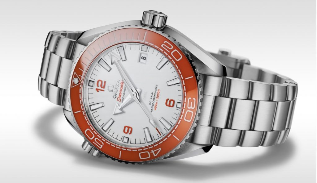 Fake Toy Watch Omega Orange Seamaster