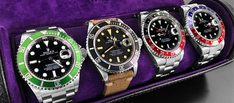 Imitation Rolex Collection Watches
