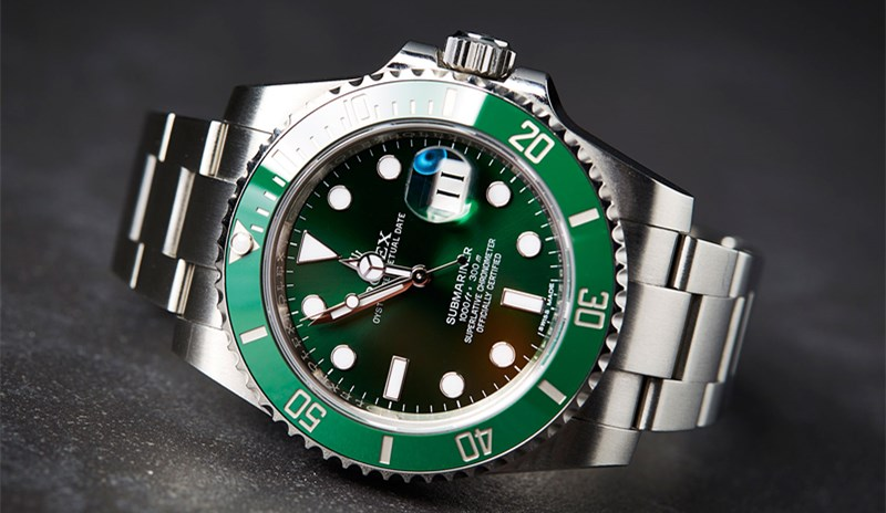 Rolex Knock Off Submariner-Hulk-116610LV Watches