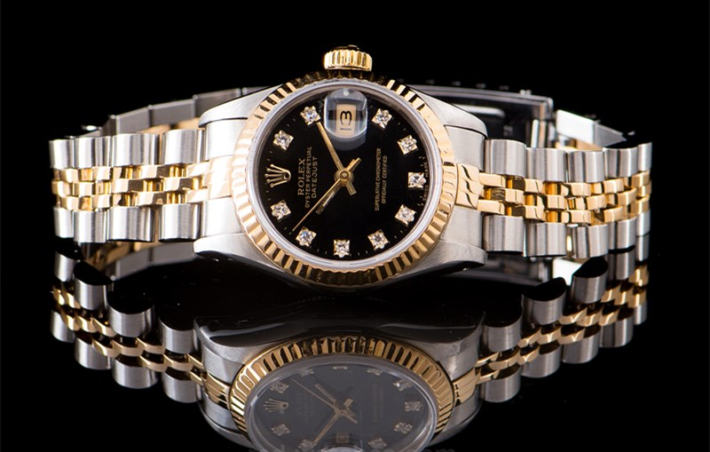 Rolex fake Datejust 69173