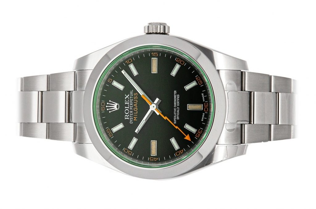 Best Swiss Replica Rolex 116400GV