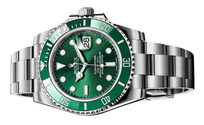 Fake Rolex Hulk Submariner 116610LV