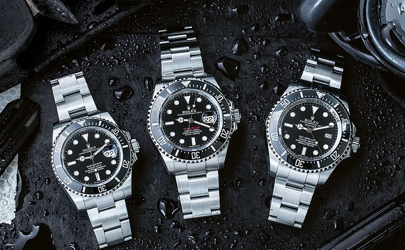 Take You To Find The Knock Off Rolex Diving Watch