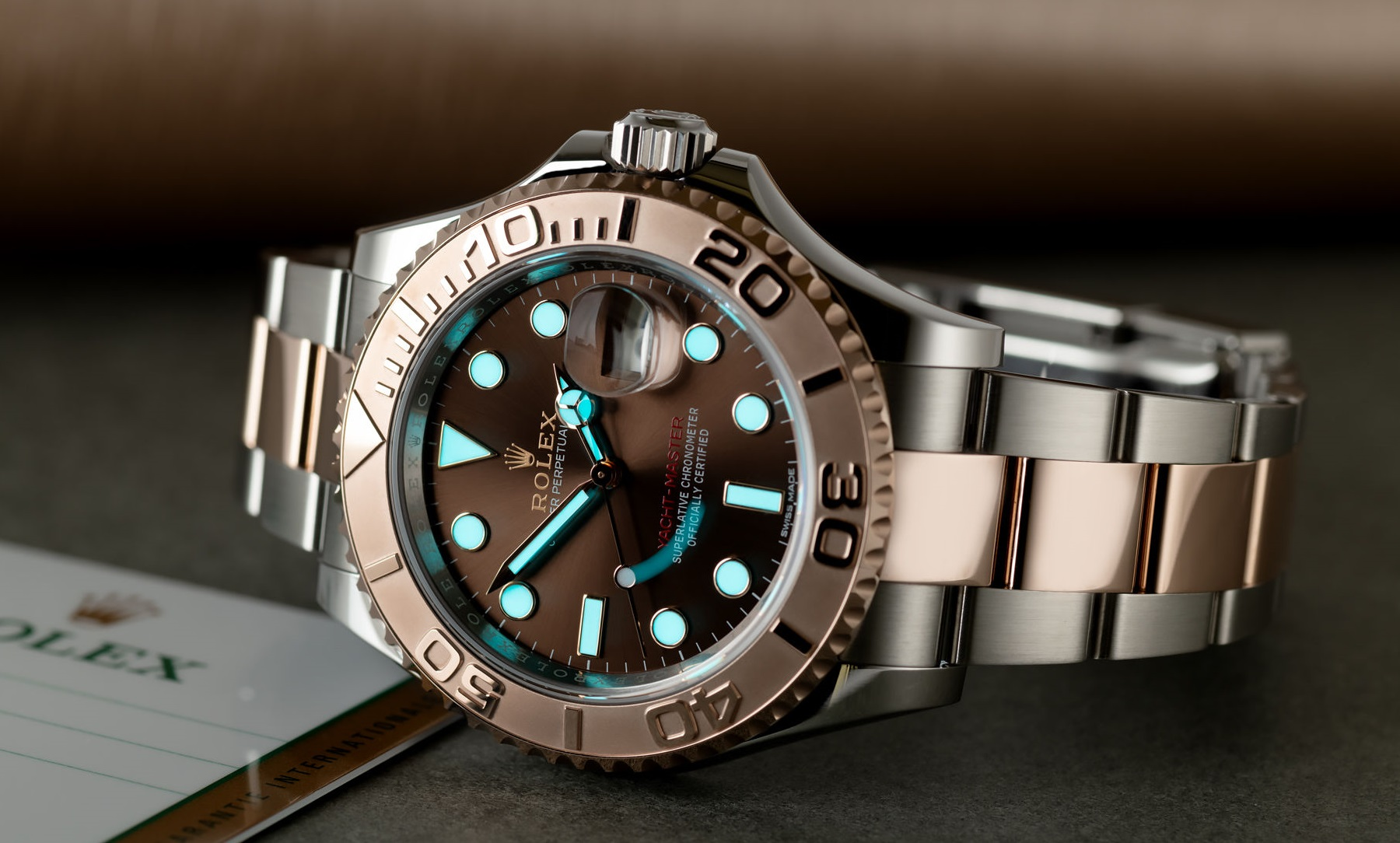 Rolex Yacht-Master Replica 116621 Review
