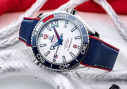 Omega Seamaster Planet Ocean best luxury replica watches