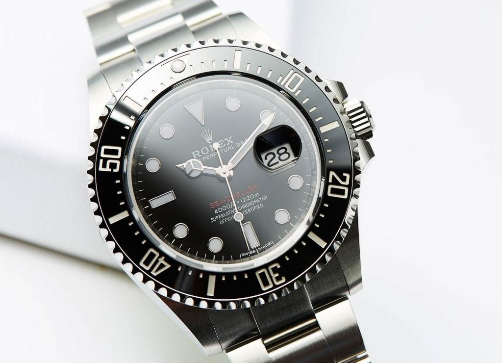 Rolex Sea-Dweller 126600 replica watch