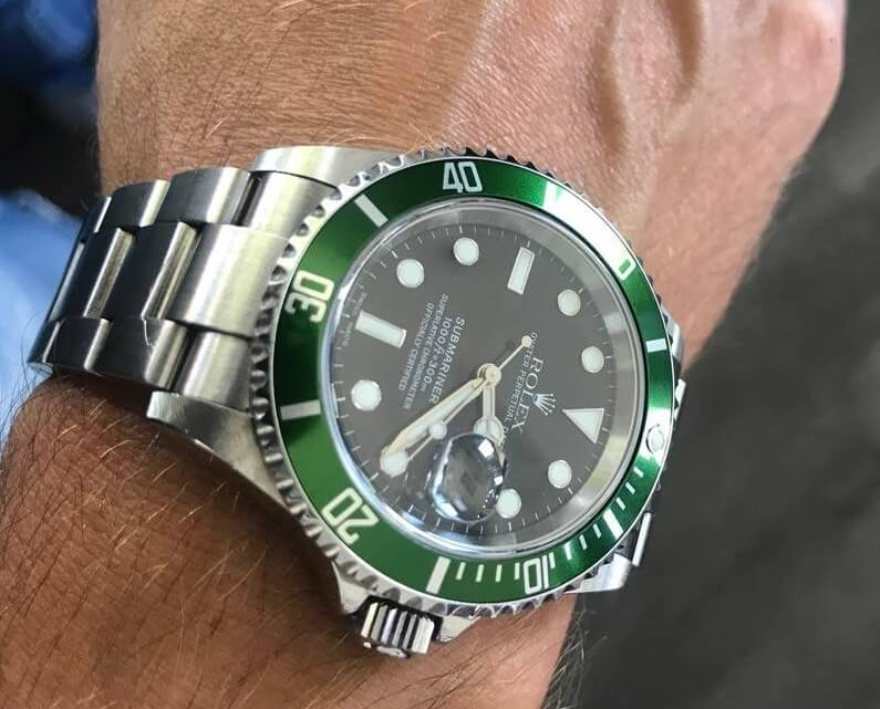 Rolex Submariner 16610LV super clone