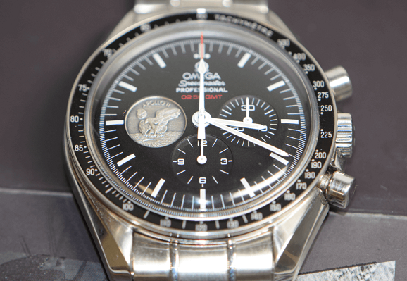 fake Omega Speedmaster Apollo 11 40th Anniversary