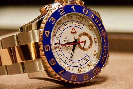 fake Rolex Yacht-Master II 116681 Oyster Perpetual