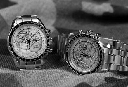 imitation Omega Speedmaster Apollo 17 40th Anniversary
