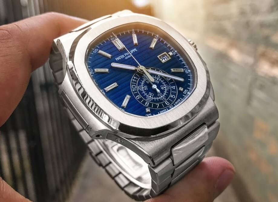 knock off Patek Philippe Nautilus 5976-1G