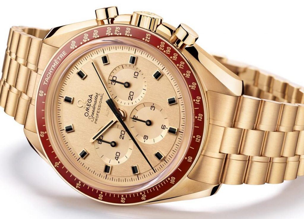 super clone Omega Speedmaster Apollo 11 50th Anniversary