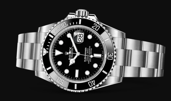 luxury fake watches Rolex Submariner 126610LN