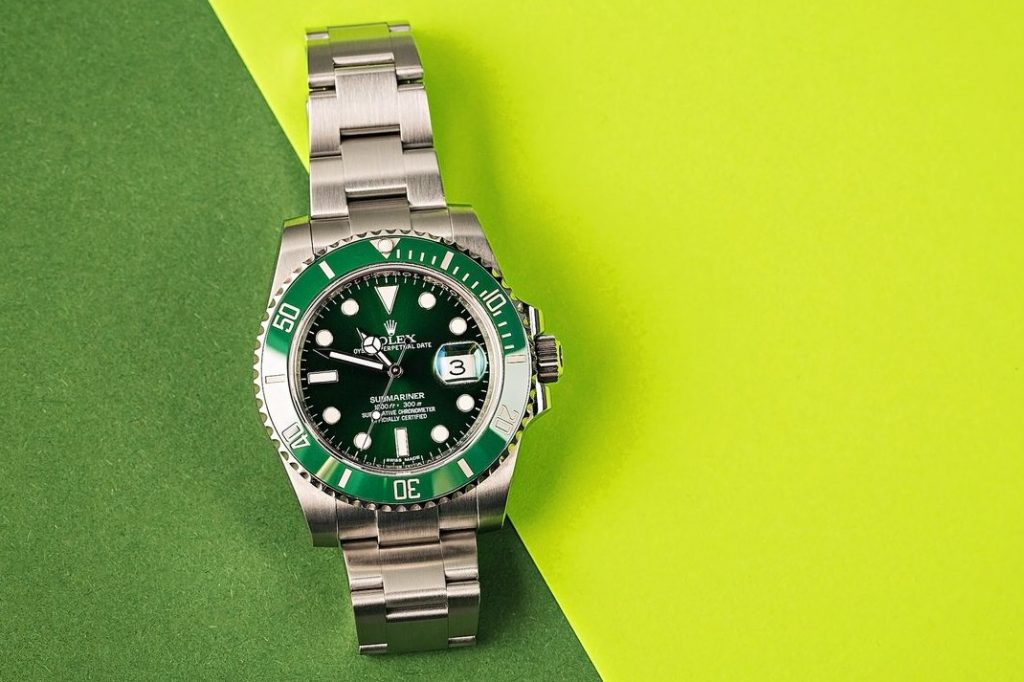 high quality Rolex Submariner 116610 LV replica