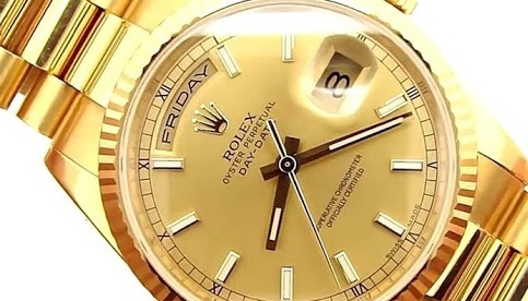 replica Rolex Day-Date 118238 watches