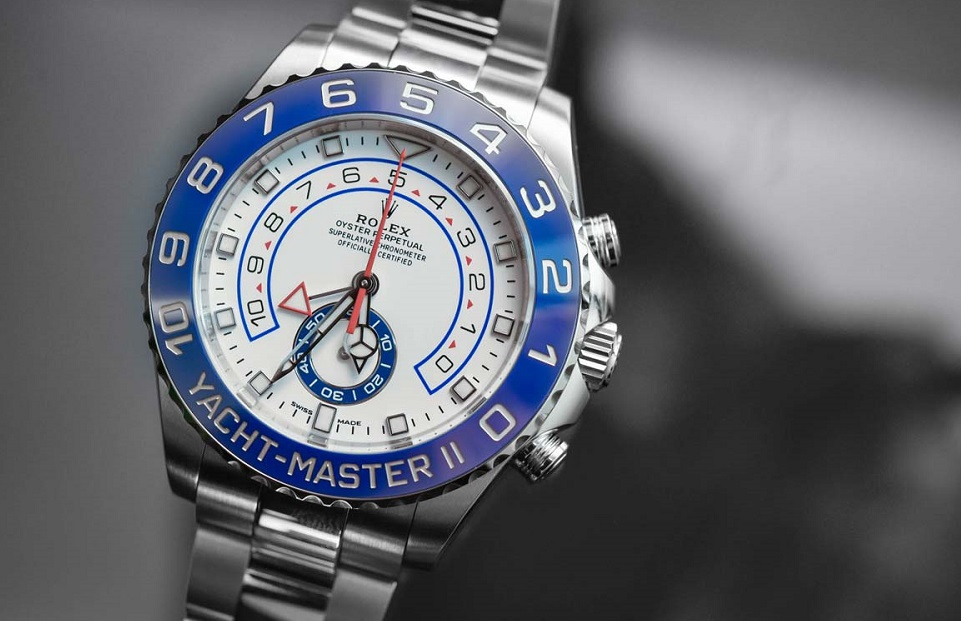 replica Rolex Yacht-Master II 116680 watches